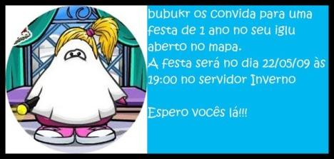 convite bubukr