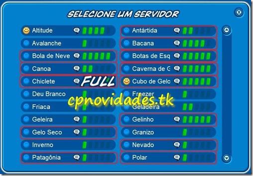 novos servidores 1